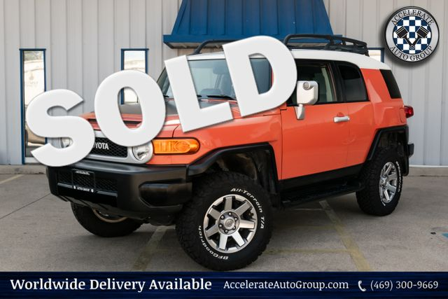 2014 Toyota FJ Cruiser Base in Rowlett