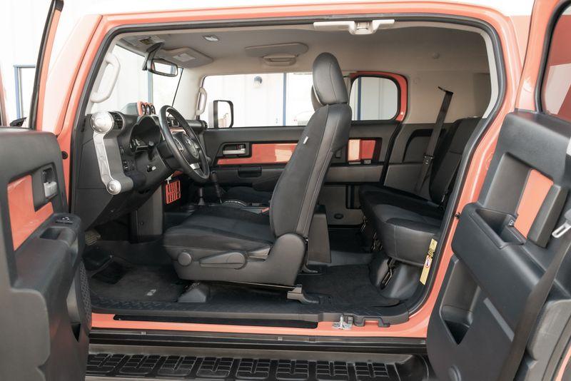 2014 Toyota FJ Cruiser Base in Rowlett, Texas