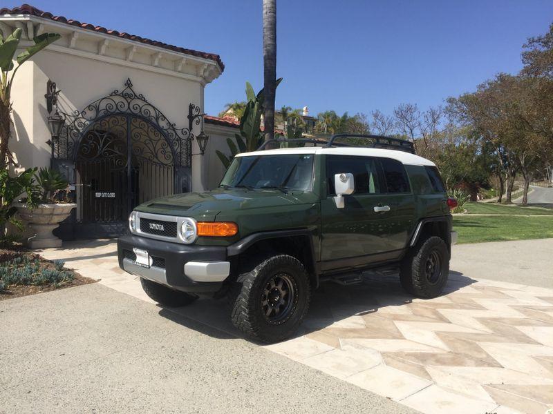 2014 Toyota FJ Cruiser  | San Diego, CA | Cali Motors USA in San Diego CA