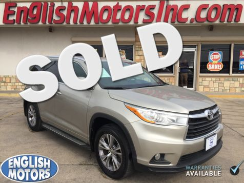 2014 Toyota Highlander XLE in Brownsville, TX