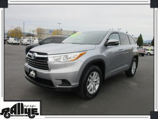 2014 Toyota Highlander LE AWD in Burlington WA, 98233
