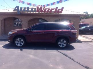2014 Toyota Highlander Limited in Burnet, TX 78611