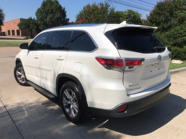 2014 Toyota Highlander XLE in Carrollton, TX 75006