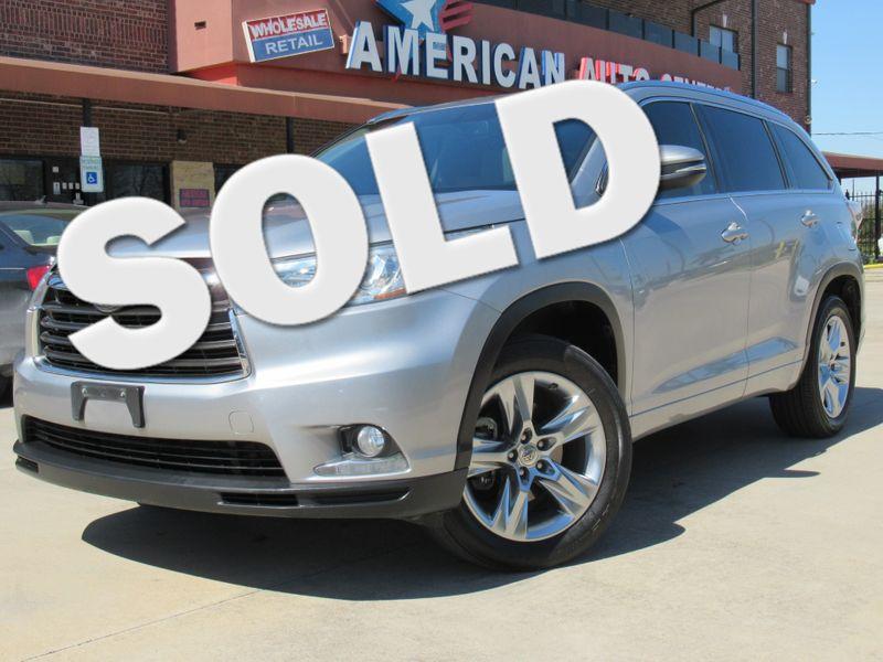 2014 Toyota Highlander Limited | Houston, TX | American Auto Centers in Houston TX