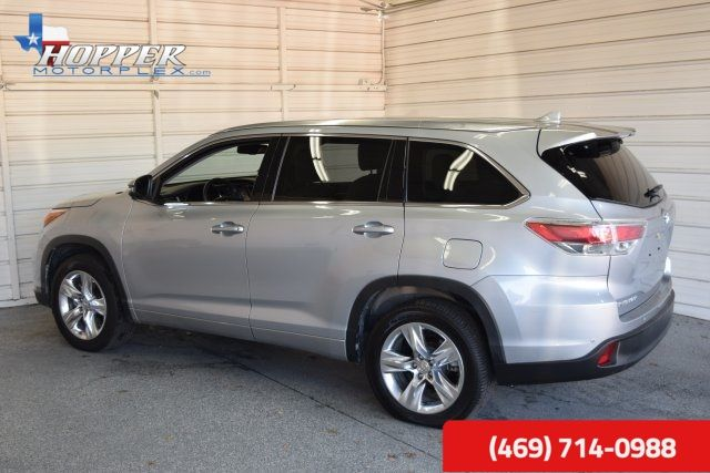 2014 Toyota Highlander Limited Platinum V6 in McKinney, Texas 75070