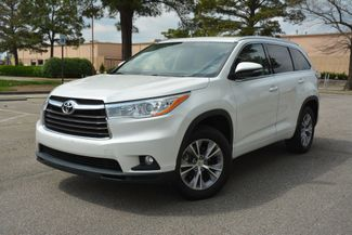2014 Toyota Highlander XLE in Memphis Tennessee, 38128