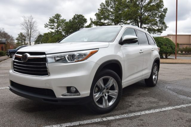 2014 Toyota Highlander Limited in Memphis, Tennessee 38128