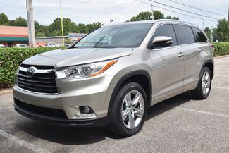 2014 Toyota Highlander Limited Platinum in Memphis, Tennessee 38128