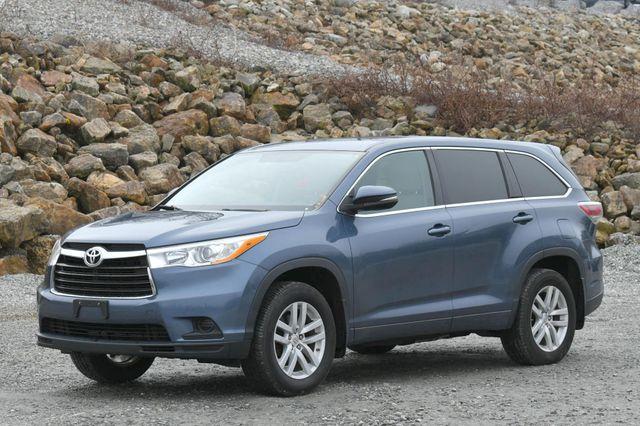 2014 Toyota Highlander LE Naugatuck, Connecticut 2