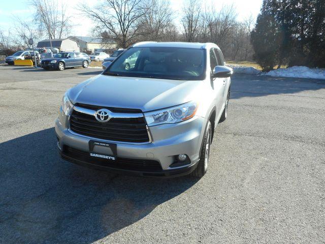 2014 Toyota Highlander XLE New Windsor, New York 10