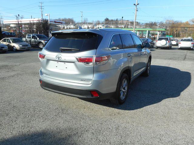 2014 Toyota Highlander XLE New Windsor, New York 5