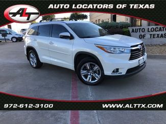 2014 Toyota Highlander Limited in Plano, TX 75093