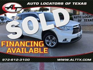 2014 Toyota Highlander Limited | Plano, TX | Consign My Vehicle in  TX