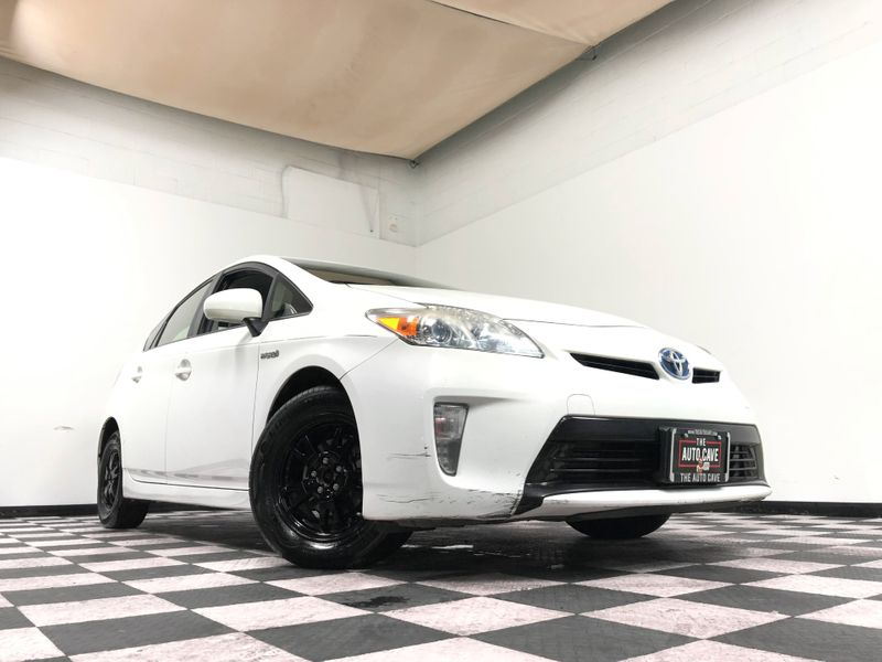 2014 Toyota Prius *Drive TODAY & Make PAYMENTS*   The Auto Cave in Addison