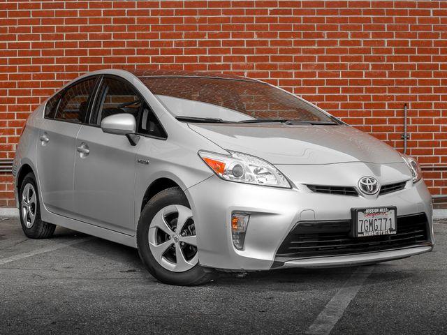 2014 Toyota Prius Three Burbank, CA 1
