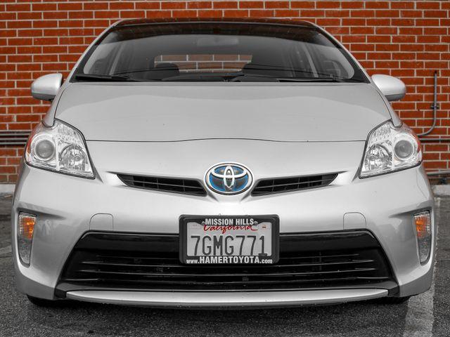 2014 Toyota Prius Three Burbank, CA 2