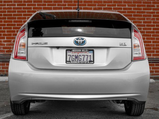 2014 Toyota Prius Three Burbank, CA 3