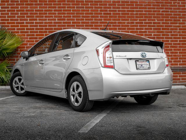2014 Toyota Prius Three Burbank, CA 7