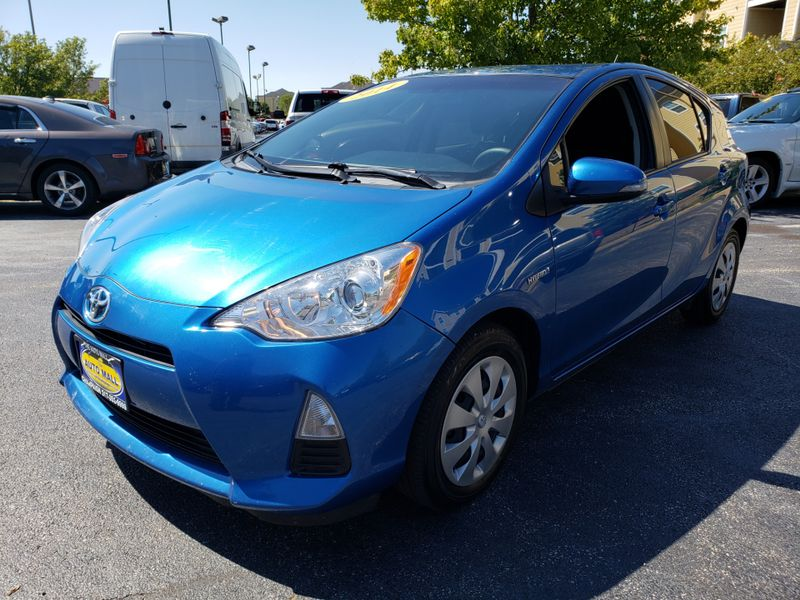 2014 Toyota Prius c One | Champaign, Illinois | The Auto Mall of Champaign in Champaign Illinois