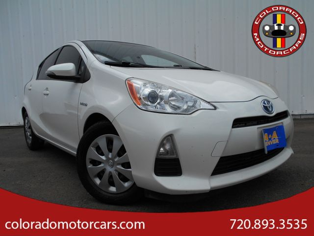 2014 Toyota Prius c One in Englewood, CO 80110