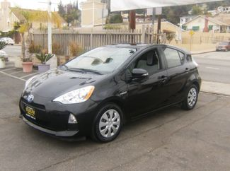 2014 Toyota Prius c Two Los Angeles, CA