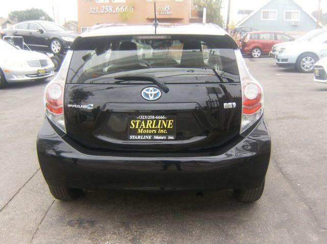 2014 Toyota Prius c Two Los Angeles, CA 5