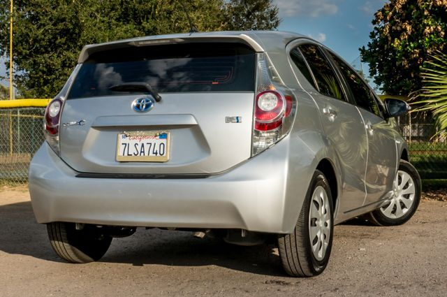 2014 Toyota Prius c One Reseda, CA 8