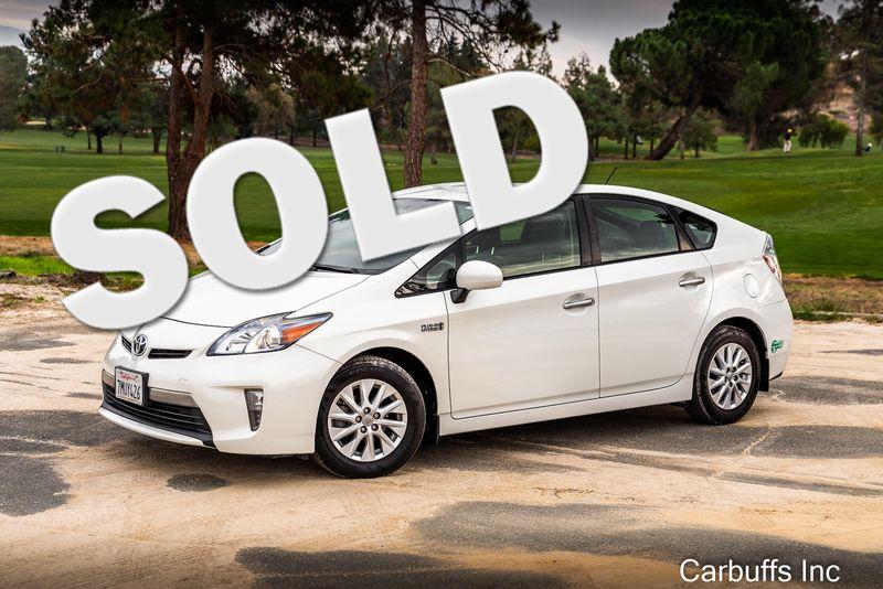 2014 Toyota Prius Plug-In  | Concord, CA | Carbuffs