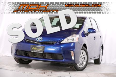2014 Toyota Prius v Three - Navigation - Bluetooth - APPS in Los Angeles