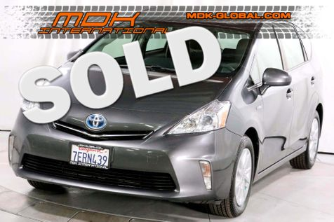 2014 Toyota Prius v Three - Navigation - Back up camera - New tires in Los Angeles