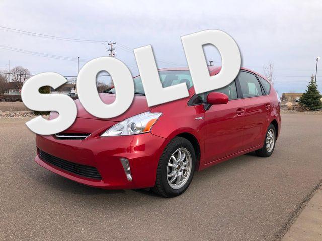 2014 Toyota Prius V Three Osseo, Minnesota