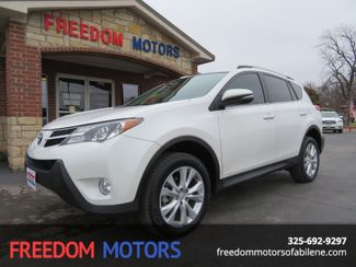 2014 Toyota RAV4 in Abilene Texas