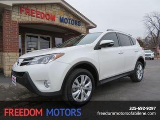 2014 Toyota RAV4 Limited | Abilene, Texas | Freedom Motors  in Abilene,Tx Texas