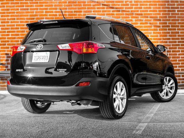 2014 Toyota RAV4 Limited Burbank, CA 5