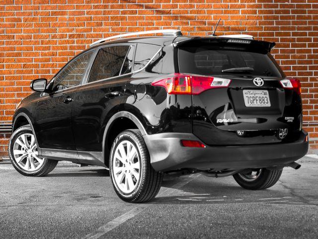 2014 Toyota RAV4 Limited Burbank, CA 6