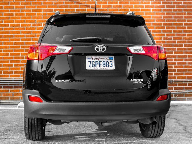2014 Toyota RAV4 Limited Burbank, CA 7