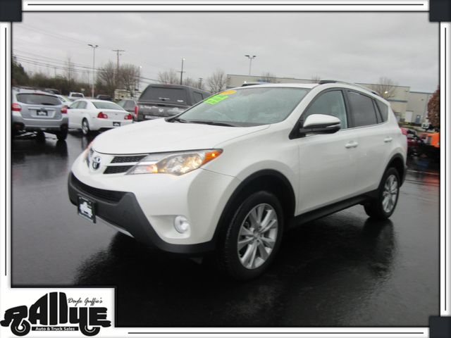 2014 Toyota RAV4 Limited AWD in Burlington WA, 98233