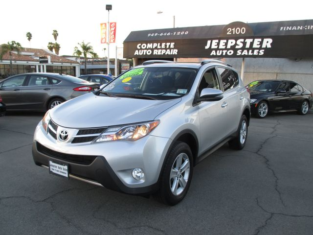 2014 Toyota RAV4 XLE in Costa Mesa California, 92627