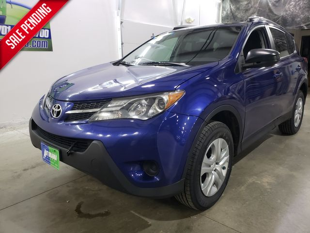 2014 Toyota RAV4 LE in Dickinson, ND 58601