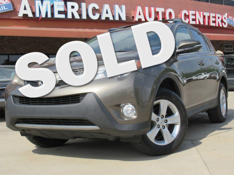 2014 Toyota RAV4 XLE | Houston, TX | American Auto Centers in Houston TX