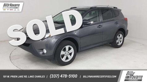 2014 Toyota RAV4 XLE in Lake Charles, Louisiana
