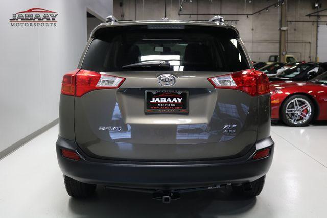 2014 Toyota RAV4 XLE Merrillville, Indiana 3