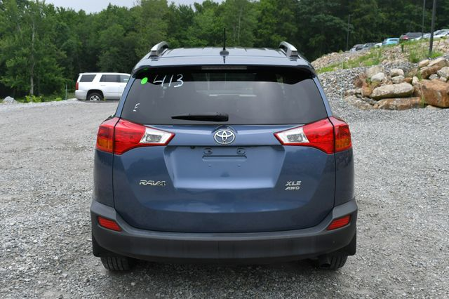 2014 Toyota RAV4 XLE AWD Naugatuck, Connecticut 5