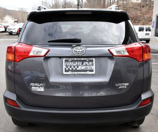 2014 Toyota RAV4 Limited Waterbury, Connecticut 5