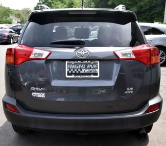 2014 Toyota RAV4 LE Waterbury, Connecticut 3