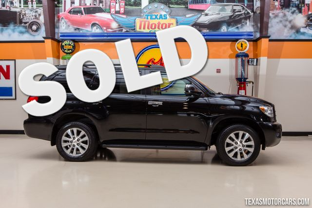 2014 Toyota Sequoia Limited AWD