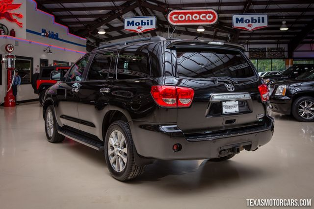 2014 Toyota Sequoia Limited AWD in Addison, Texas 75001