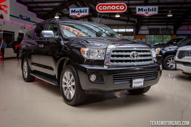 2014 Toyota Sequoia Limited in Addison Texas, 75001