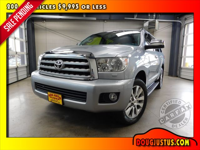 2014 Toyota Sequoia Limited in Airport Motor Mile ( Metro Knoxville ), TN 37777