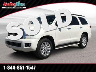 2014 Toyota Sequoia Platinum in Albuquerque, New Mexico 87109